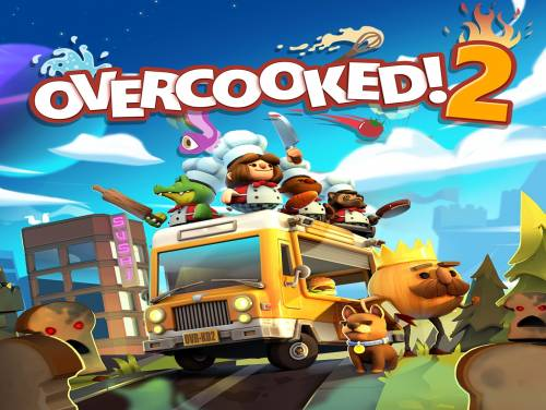 Overcooked 2: a review of culinary