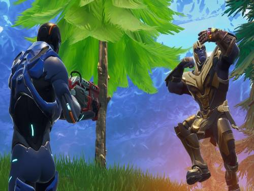 Fortnite: the dataminer deny the rumors about the arrival of Drake