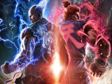 Out this week: Tekken 7, Lock's Quest and Perception