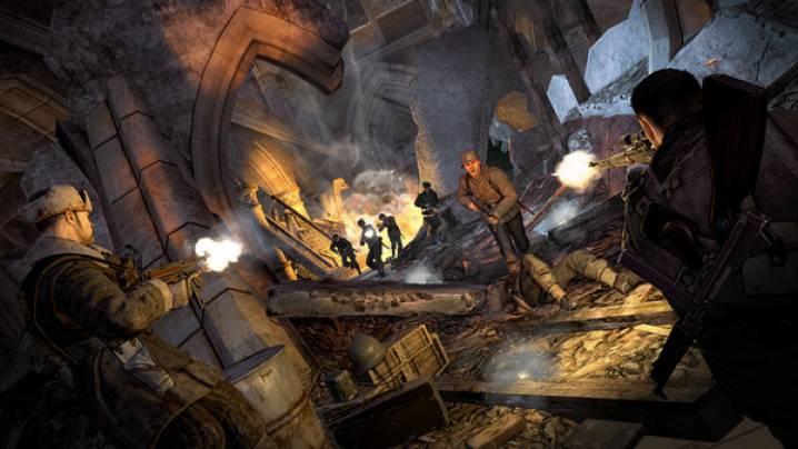 Cheats Sniper Elite V2 Remastered: