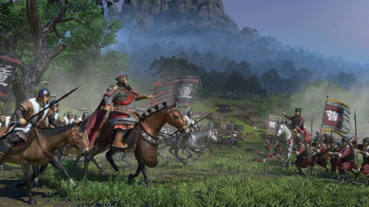 Cheats Total War: Three Kingdoms: