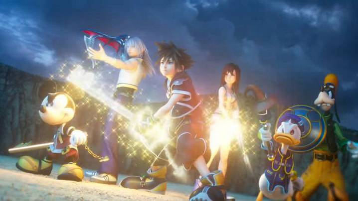 Trucchi Kingdom Hearts III: