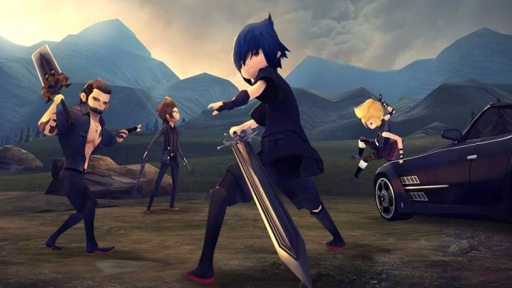 Trucchi Final Fantasy XV Pocket Edition HD: