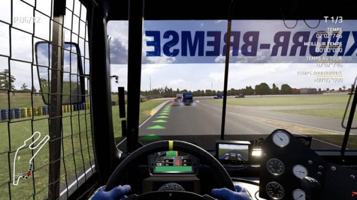 Trucchi FIA European Truck Racing Championship: