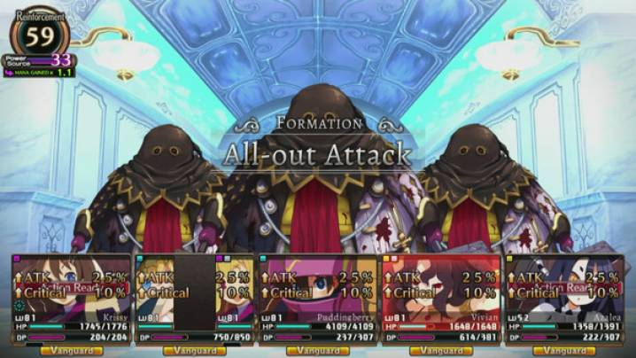 Trucchi Labyrinth of Refrain: Coven of Dusk:
