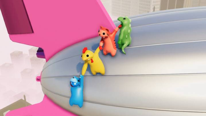 Trucchi Gang Beasts: