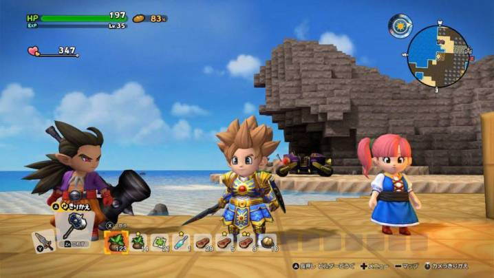 Trucchi Dragon Quest Builders 2: