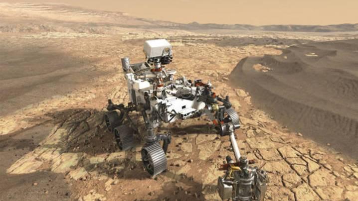 Truques Mars Alive: