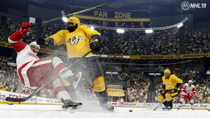 Truques NHL 19: