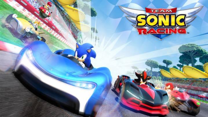 Trucchi Team Sonic Racing: