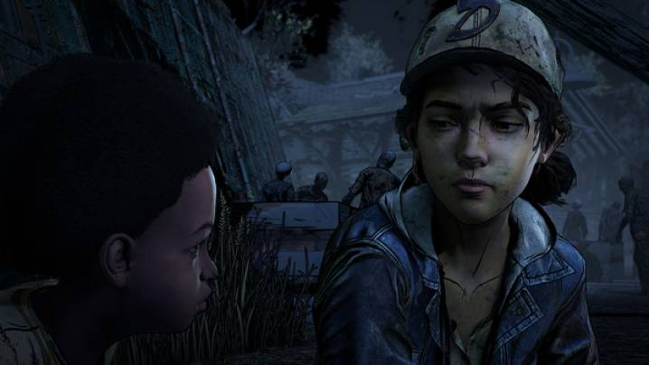 Truques The Walking Dead: The Final Season: Premios PSN