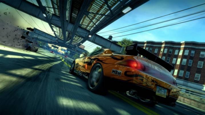 Trucchi Dangerous Driving:
