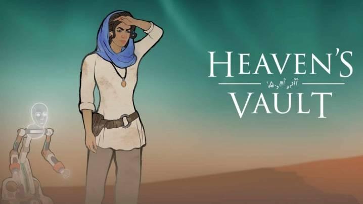 Trucchi Heaven's Vault: