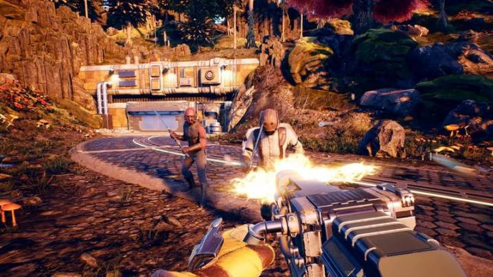Cheats The Outer Worlds: Get more easily what you want