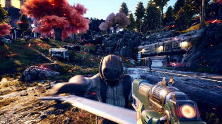 Astuces The Outer Worlds: Objectifs de Steam