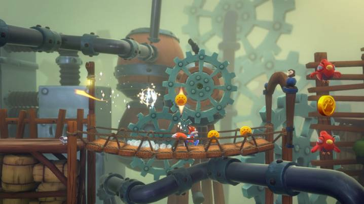 Trucchi New Super Lucky's Tale: