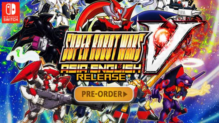 Cheats Super Robot Wars V:
