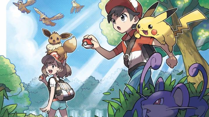 Truques Pokemon Spada e Scudo: Evoluir Pikachu