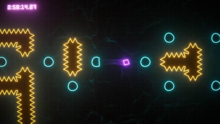 Trucchi Q - A Neon Platformer: