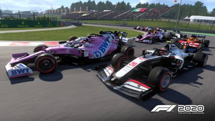 Astuces F1 2020: