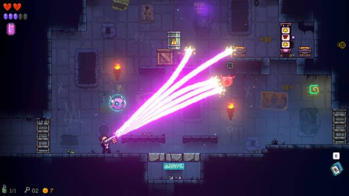 Astuces Neon Abyss: