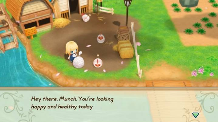 Trucchi Story of Seasons: Friends of Mineral Town: