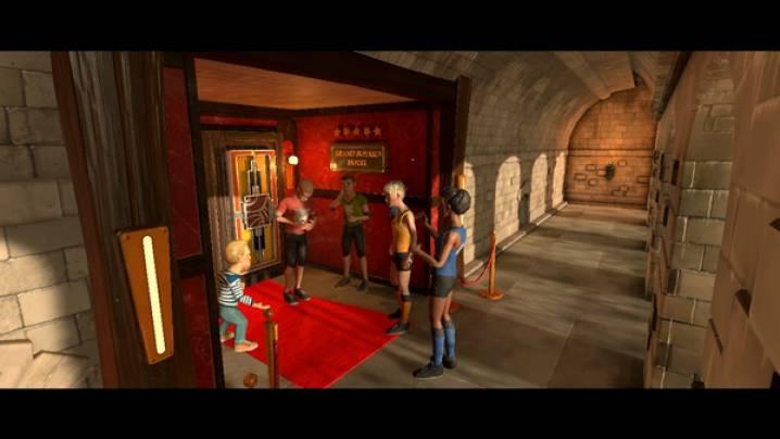 Trucchi Escape Game Fort Boyard: