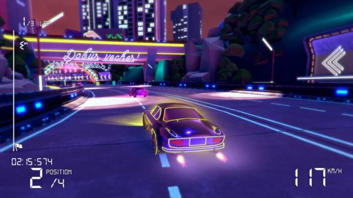 Cheats Electro Ride: The Neon Racing: