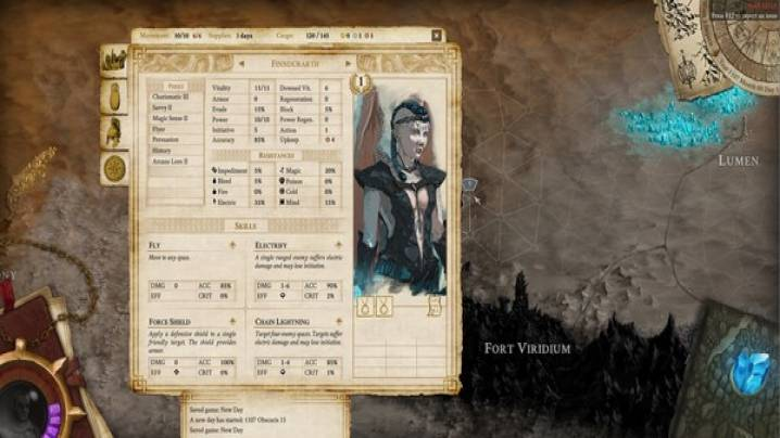 Trucchi Vagrus - The Riven Realms: