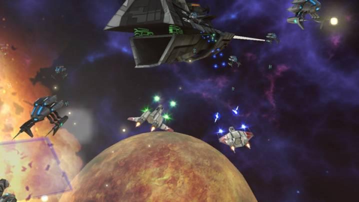 Trucchi Final Fleet: