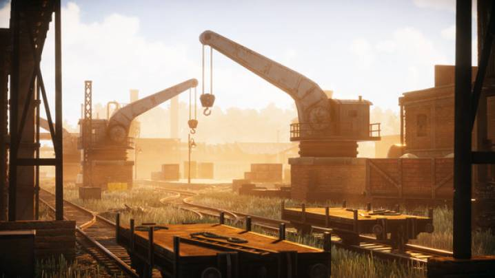 Trucchi Iron Harvest: