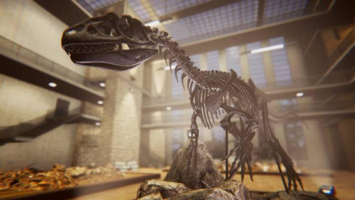 Trucs Dinosaur Fossil Hunter: Prologue:
