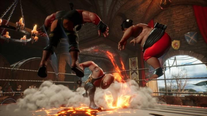 Trucos WWE 2K Battlegrounds:
