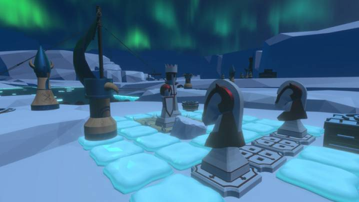 Truques Chess Knights: Viking Lands: