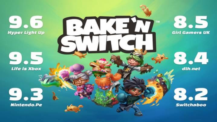 Astuces Bake 'n Switch: