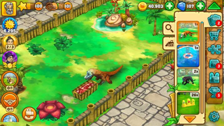 Astuces Zoo 2: Animal Park: