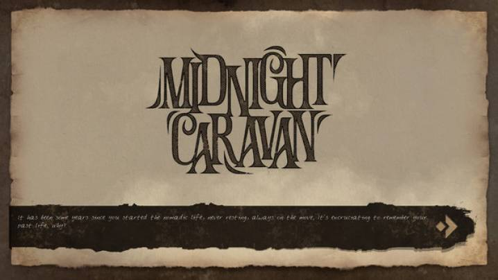 Trucchi Midnight Caravan: