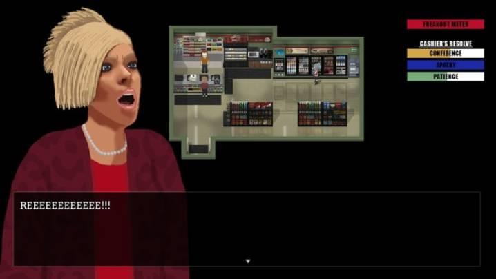 Trucchi Karen: An Outrage Simulator: