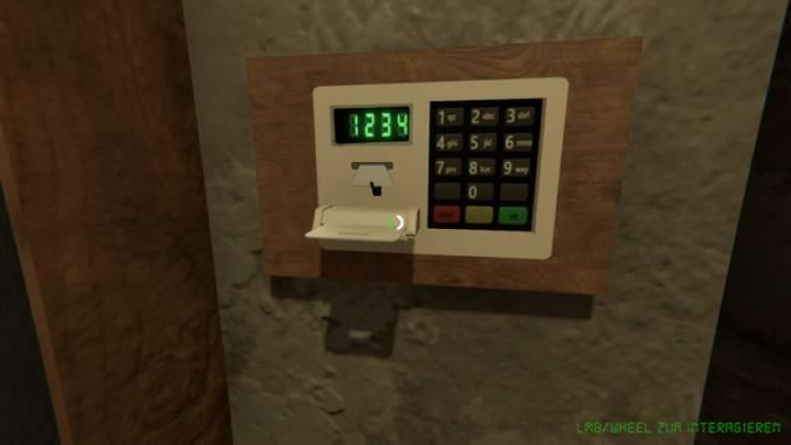 Cheats Escape Room - Der kranke Kollege: