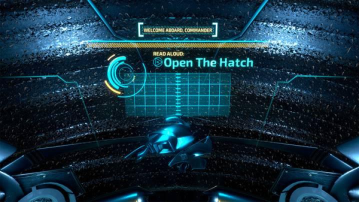 Trucchi Starship Commander: Arcade: