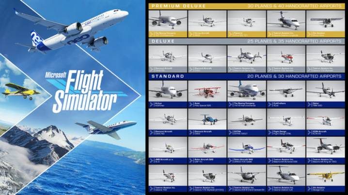 Trucchi Microsoft Flight Simulator: