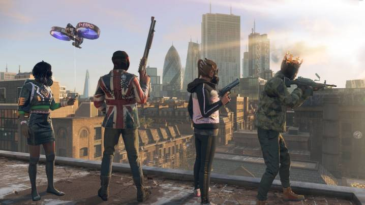 Cheats Watch Dogs: Legion: Great recruits available right away