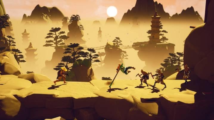 Trucchi 9 Monkeys of Shaolin:
