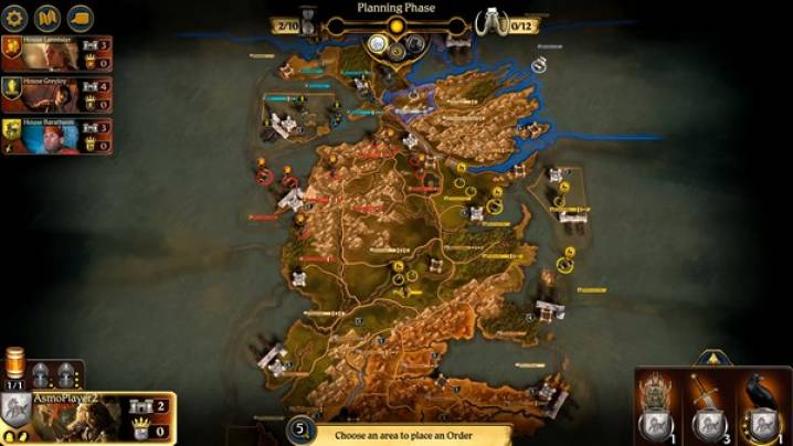 Trucchi A Game of Thrones: The Board Game - Digital Editio: