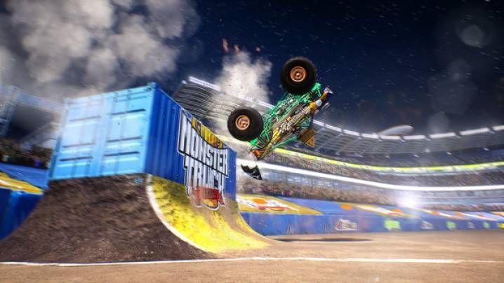 Truques Monster Truck Championship: