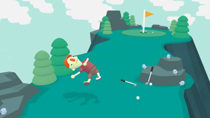 читы WHAT THE GOLF?: