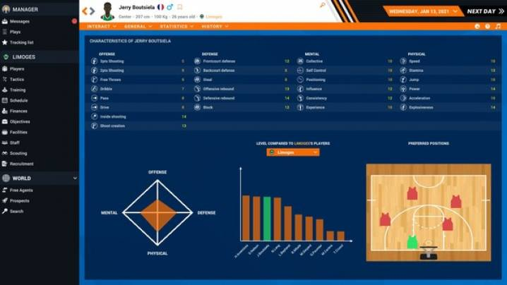 Trucchi Pro Basketball Manager 2021: