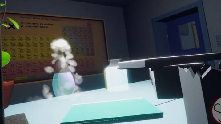 Trucchi Escape the Lab: