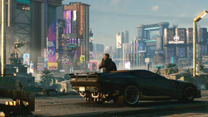 Trucs Cyberpunk 2077: Beste auto's en motoren