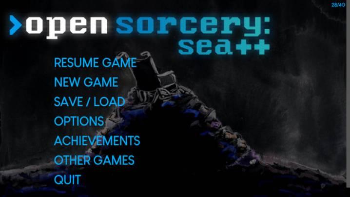 Truques Open Sorcery: Sea++: